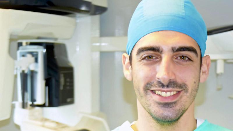 Niccolò Alessandro Cea - implantologia bergamo